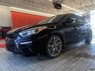Used 2021 Kia Forte *GT*TOIT*CAMERA*BOUTON POUSSOIR*A/C* for sale in Québec, QC