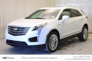 Used 2017 Cadillac XT5 Luxury AWD*LEATHER*SUNROOF*NAV* for sale in Regina, SK