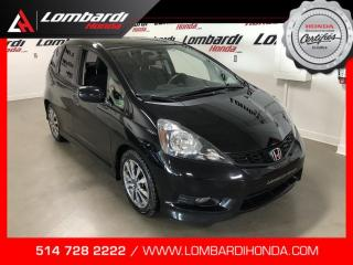 Used 2014 Honda Fit SPORT MAGS BLUETOOTH  for sale in Montréal, QC