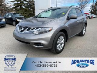 Used 2012 Nissan Murano LOW KMS for sale in Calgary, AB