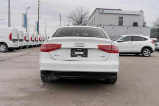 Used 2015 Audi A4 2.0T Komfort plus S LINE/LEATHER/SUNROOF for sale in Concord, ON