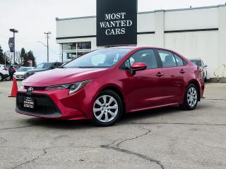 Used 2020 Toyota Corolla LE|BLIND SPOT|CAMERA|ACC|XENONS|LANE DEP for sale in Kitchener, ON