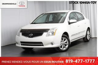 Used 2010 Nissan Sentra MANUELLE| MAGS| VITRE ÉLECTRIQUES for sale in Drummondville, QC