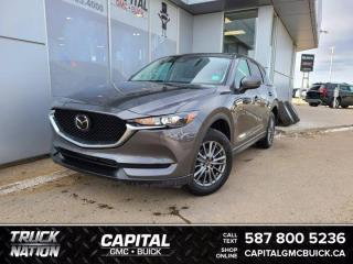 Used 2017 Mazda CX-5 GS AWD 2 SETS OF WHEELS * SUNROOF * Remote Starter! for sale in Edmonton, AB