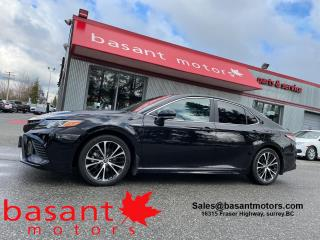 Used 2019 Toyota Camry Hybrid SE, Sunroof, Leather, Backup Cam, Low KMs!! for sale in Surrey, BC