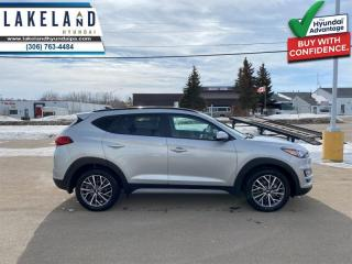 New 2021 Hyundai Tucson 2.4L Luxury AWD for sale in Prince Albert, SK