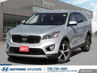 Used 2017 Kia Sorento EX Turbo for sale in Barrie, ON