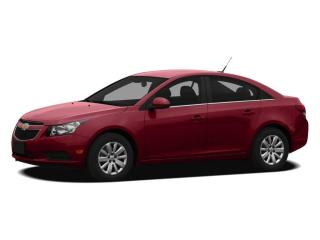 Used 2012 Chevrolet Cruze LTZ Turbo for sale in Barrie, ON