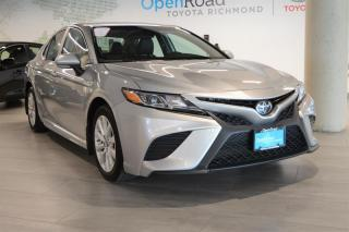 Used 2019 Toyota Camry 4-Door Sedan SE 8A for sale in Richmond, BC
