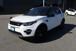 Used 2018 Land Rover Discovery Sport 237hp SE for sale in Langley, BC