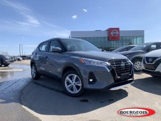 New 2021 Nissan Kicks S for sale in Midland, ON