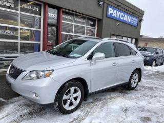 Used 2010 Lexus RX 350 RX350 for sale in Kitchener, ON