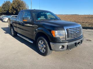 Used 2012 Ford F-150 XLT XTR 4X4 for sale in Waterloo, ON