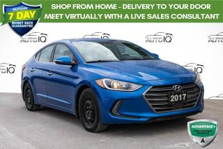 Used 2017 Hyundai Elantra SE VERY CLEAN LOW MILEAGE CAR for sale in Innisfil, ON