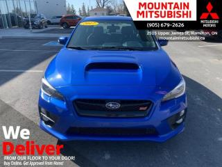 Used 2017 Subaru WRX STI  STI for sale in Mount Hope (Hamilton), ON