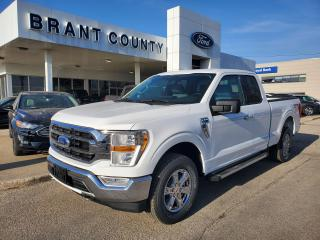 New 2021 Ford F-150 XLT for sale in Brantford, ON