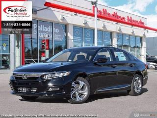 New 2021 Honda Accord Sedan EX-L for sale in Sudbury, ON
