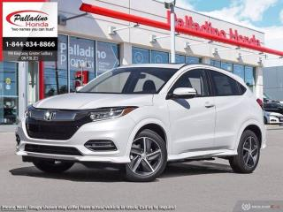 New 2021 Honda HR-V Touring for sale in Sudbury, ON