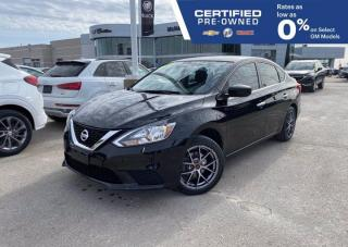 Used 2017 Nissan Sentra S | Heated Front Seats | Bluetooth | for sale in Winnipeg, MB