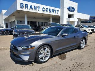 New 2021 Ford Mustang PREM COUPE for sale in Brantford, ON