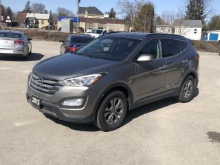 Used 2015 Hyundai Santa Fe Sport for sale in Mount Brydges, ON