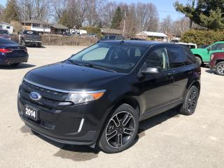 Used 2014 Ford Edge SEL for sale in Mount Brydges, ON