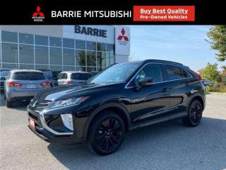 Used 2020 Mitsubishi Eclipse Cross Limited Edition | Rear Heated Seats | Htd Steering for sale in Barrie, ON