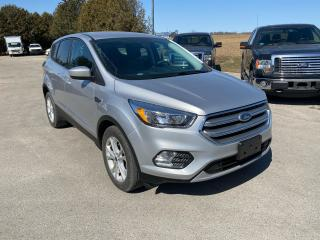 Used 2017 Ford Escape SE for sale in Waterloo, ON