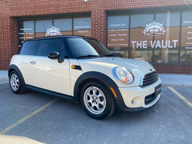 2012 MINI Cooper No  Accidents, Clean Carfax