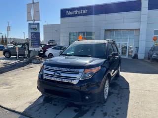 Used 2015 Ford Explorer XLT/7PASS/NAV/BACKUPCAM/2SETSOFTIRES/HEATEDSEATS for sale in Edmonton, AB