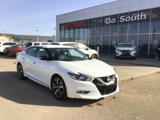 Used 2017 Nissan Maxima SV, LEATHER, NAVIGATION for sale in Edmonton, AB