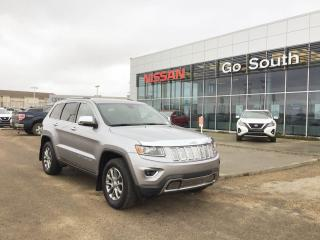 Used 2014 Jeep Grand Cherokee LIMITED, 4WD, LEATHER for sale in Edmonton, AB