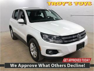 Used 2014 Volkswagen Tiguan for sale in Guelph, ON