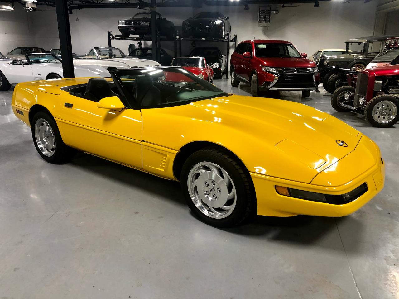 1995 Chevrolet Corvette With only 33500 km Pristine Condition