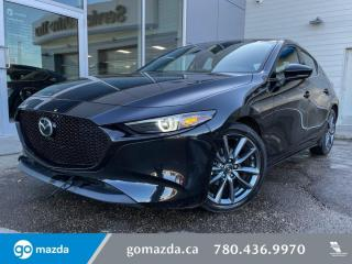 Used 2019 Mazda MAZDA3 Sport GT - LEATHER, NAV, BOSE SOUND SYSTEM LOW KMS for sale in Edmonton, AB