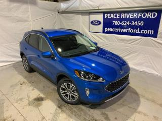 New 2021 Ford Escape SEL for sale in Peace River, AB