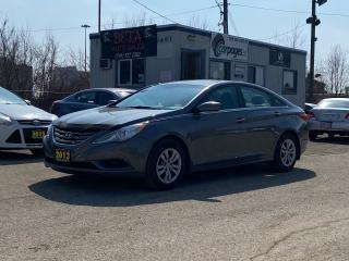 Used 2013 Hyundai Sonata GL for sale in Kitchener, ON