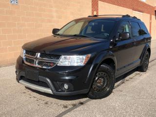 Used 2012 Dodge Journey 7 Passengers, SXT, 3.6 Liter 6 cyl engine for sale in Oakville, ON