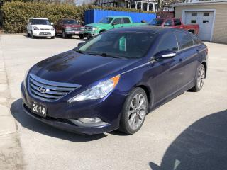 Used 2014 Hyundai Sonata SE for sale in Mount Brydges, ON