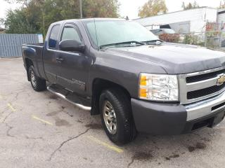 Used 2011 Chevrolet Silverado 1500 LS Cheyenne Edition for sale in Oshawa, ON