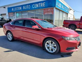Used 2014 Chevrolet Impala LT for sale in Alliston, ON