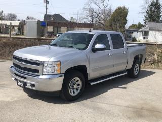 Used 2012 Chevrolet Silverado 1500 LS Cheyenne Edition for sale in Mount Brydges, ON