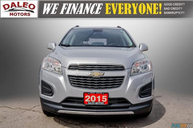 2015 Chevrolet Trax LT / BACK UP CAM / POWER DRIVER SEAT / LOW KMS Photo3