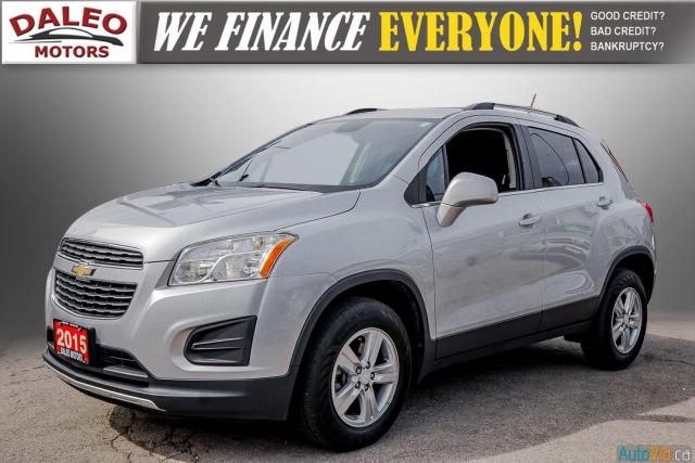2015 Chevrolet Trax LT / BACK UP CAM / POWER DRIVER SEAT / LOW KMS Photo4