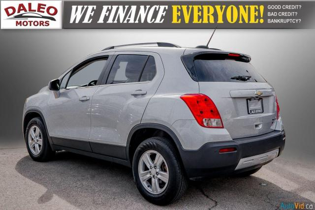 2015 Chevrolet Trax LT / BACK UP CAM / POWER DRIVER SEAT / LOW KMS Photo6