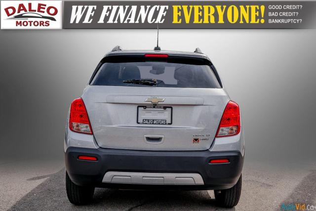2015 Chevrolet Trax LT / BACK UP CAM / POWER DRIVER SEAT / LOW KMS Photo7