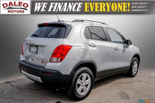 2015 Chevrolet Trax LT / BACK UP CAM / POWER DRIVER SEAT / LOW KMS Photo8