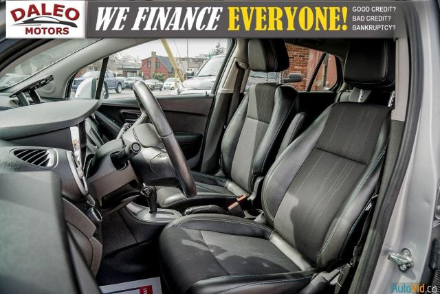 2015 Chevrolet Trax LT / BACK UP CAM / POWER DRIVER SEAT / LOW KMS Photo11