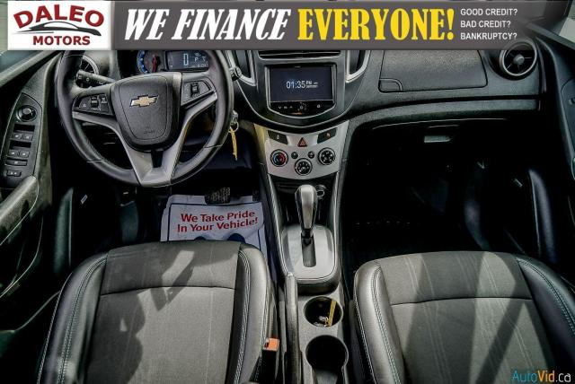 2015 Chevrolet Trax LT / BACK UP CAM / POWER DRIVER SEAT / LOW KMS Photo14