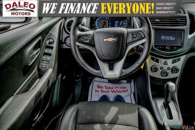 2015 Chevrolet Trax LT / BACK UP CAM / POWER DRIVER SEAT / LOW KMS Photo15